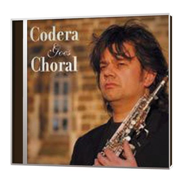 Codera goes Choral CD