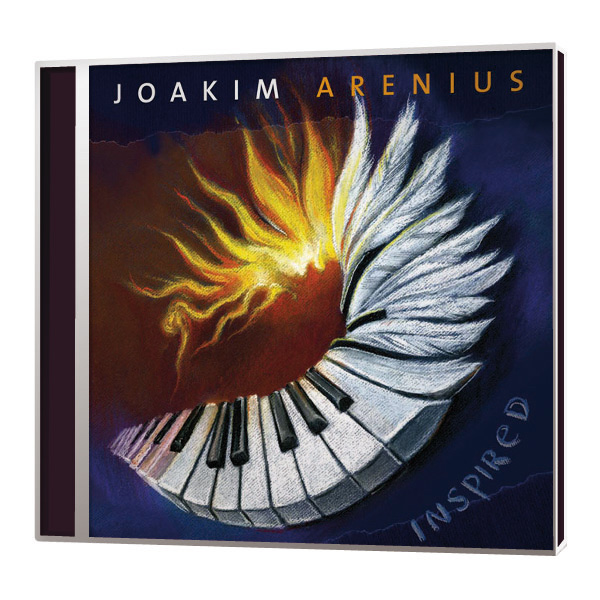 Joakim Arenius – Inspired  CD