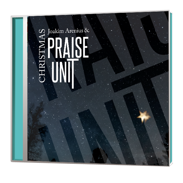 Joakim Arenius & Praise Unit - Christmas - CD