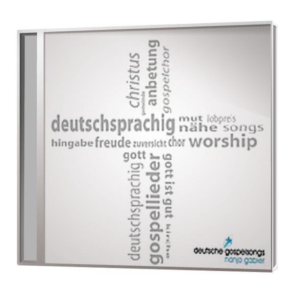 Hanjo Gäbler – Deutsche Gospelsongs CD