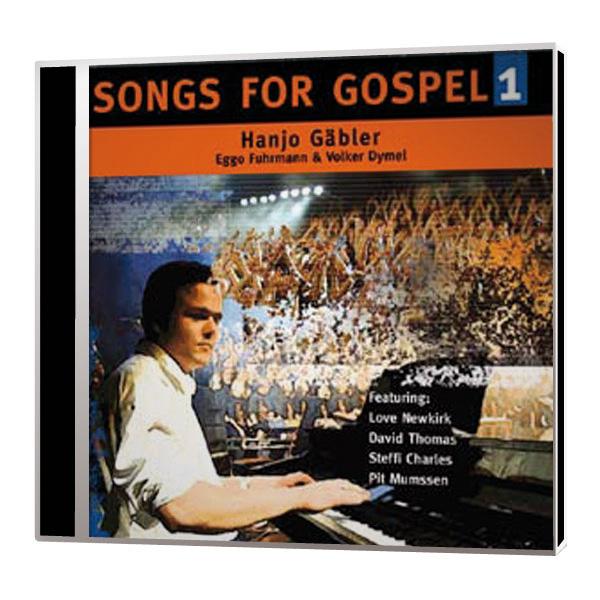 Songs for Gospel 1 Voicetrack-CD