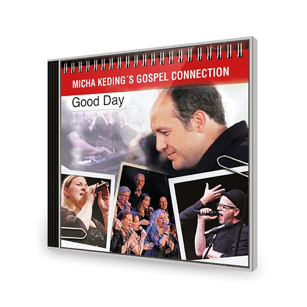 Micha Keding - Good day CD