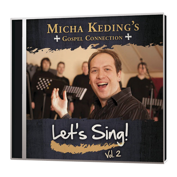 Micha Keding – Let's sing Vol. 2 Playback-CD