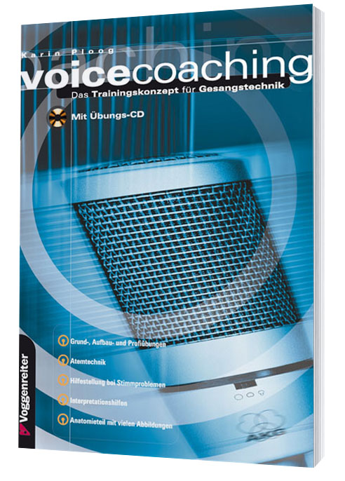 Voicecoaching Buch
