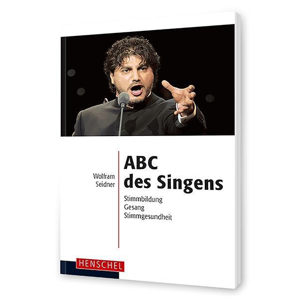 ABC des Singens - Lehrbuch