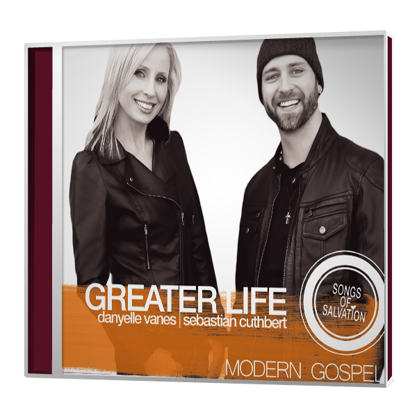 Songs of Salvation - Greater Life - CD
