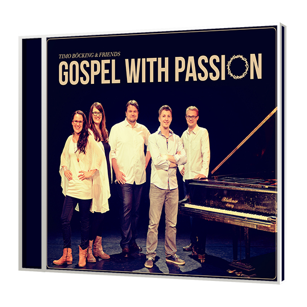 Böcking and Friends - Gospel with Passion - CD