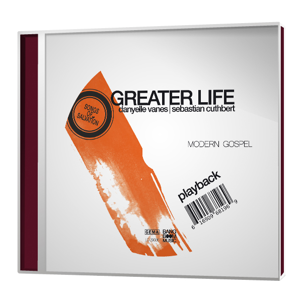 Songs of Salvation - Greater Life- Playback