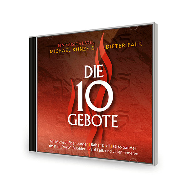 Die 10 Gebote CD