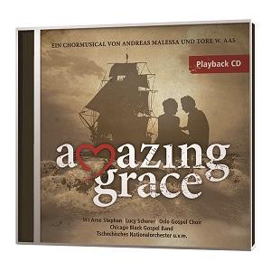Amazing Grace - Playback - CD
