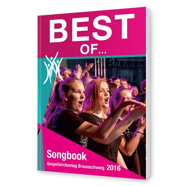 Best of Gospelkirchentag 2016 - Songbook