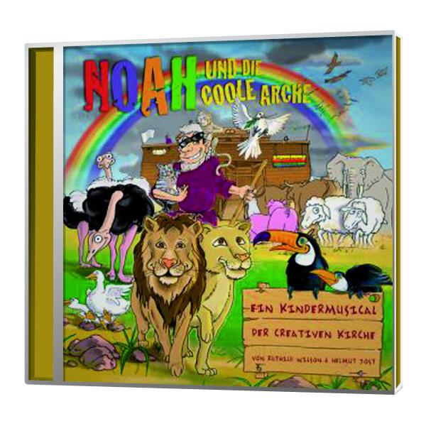 Noah und die coole Arche CD