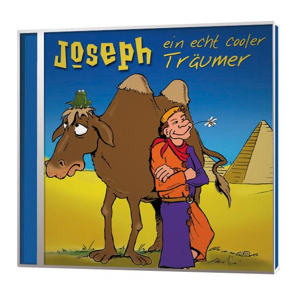 Joseph – Ein echt cooler Träumer Playback-CD