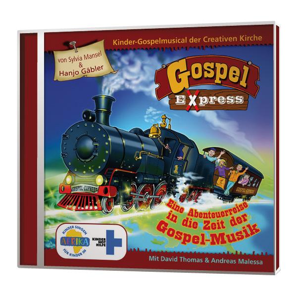 Gospel Express Playback-CD