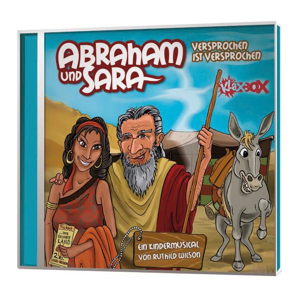 Abraham und Sara – Versprochen ist versprochen Playback-CD