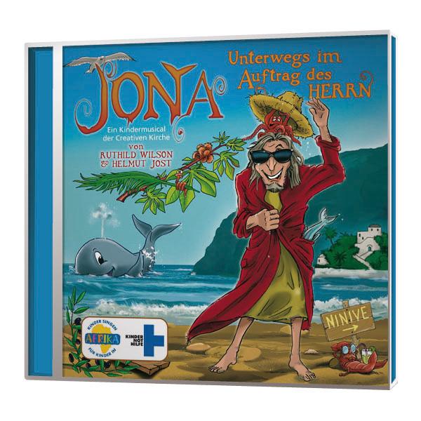 Jona – Unterwegs im Auftrag des Herrn Liederheft
