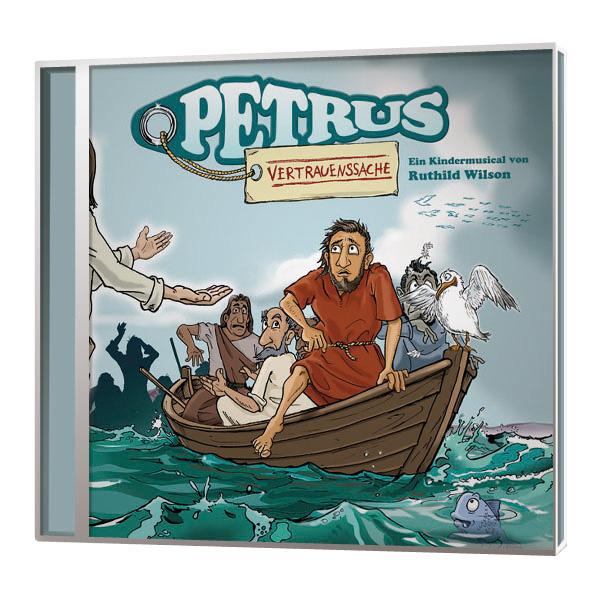 Petrus - Vertrauenssache Liederheft