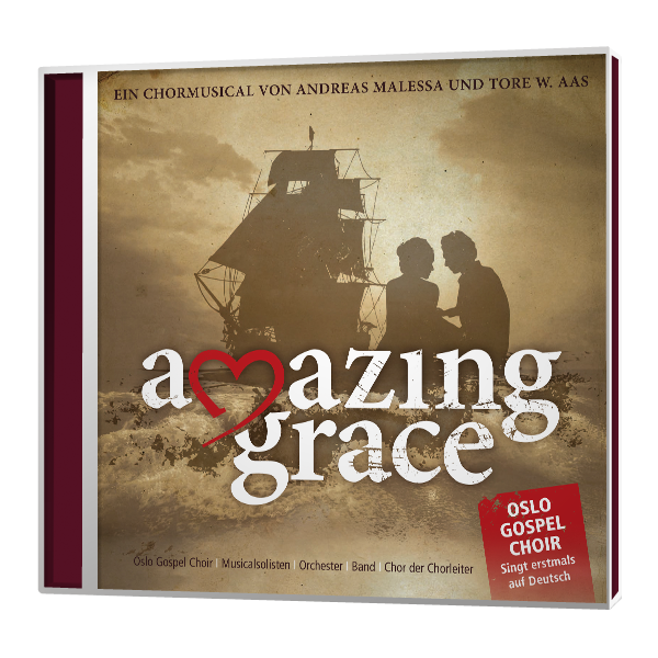 Amazing Grace - CD