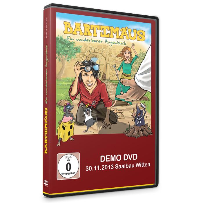 Bartimäus - Ein wunderbarer Augenblick - Demo-DVD