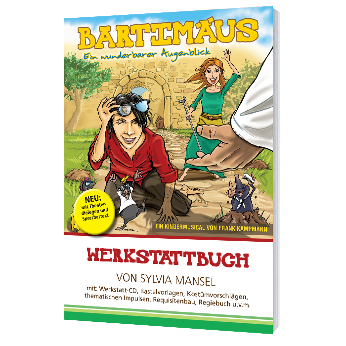Bartimäus - Ein wunderbarer Augenblick - Werkstattbuch