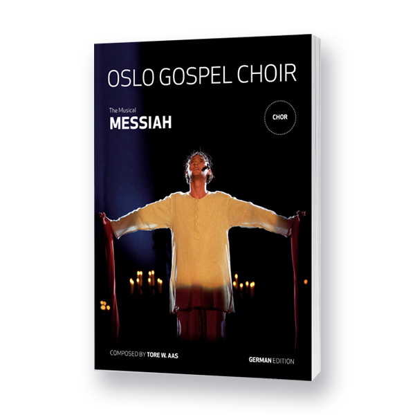 Oslo Gospel Choir - Messiah Chorausgabe