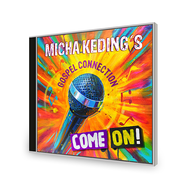 MICHA KEDING - Come on! CD