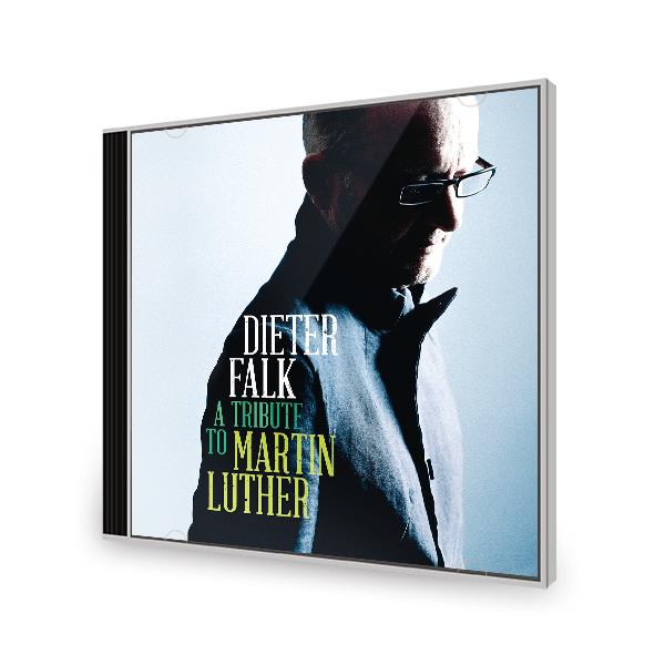 Dieter Falk – A Tribute to Martin Luther CD