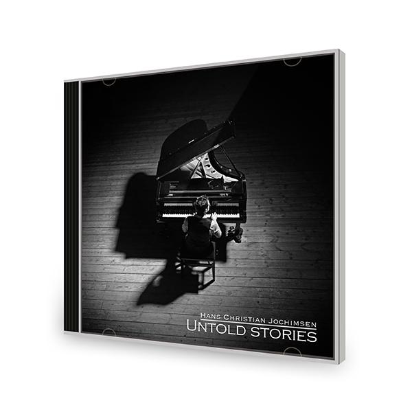 Jochimsen - Untold Stories CD