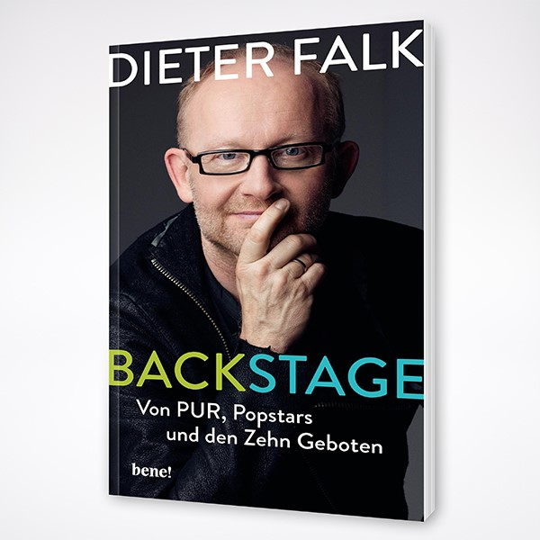 Falk - Backstage (Buch)