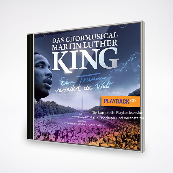 Chormusical Martin Luther King - Playbacksession Full Version