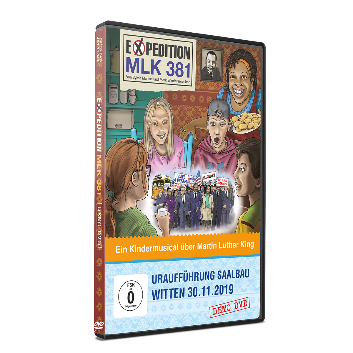 Expedition MLK381 - Demo-DVD (live)