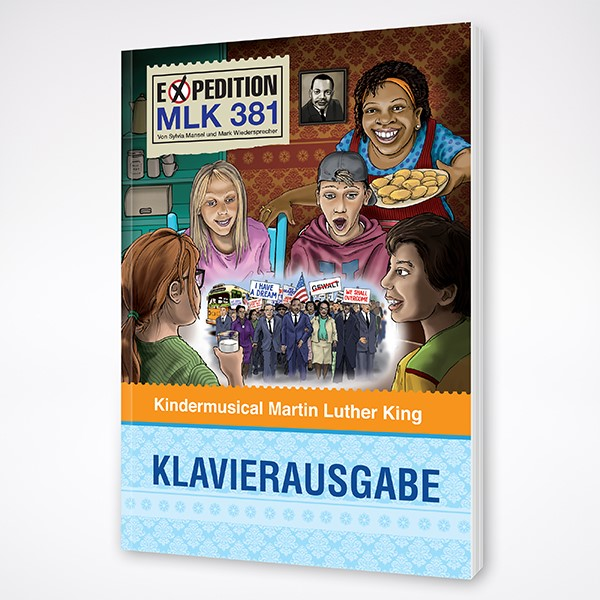 Expedition MLK 381 Klavierausgabe