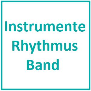 Instrumente / Rhythmus / Band