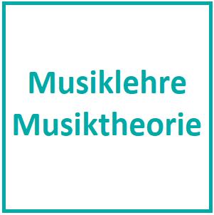 W05 - Musiktheorie / Musiklehre